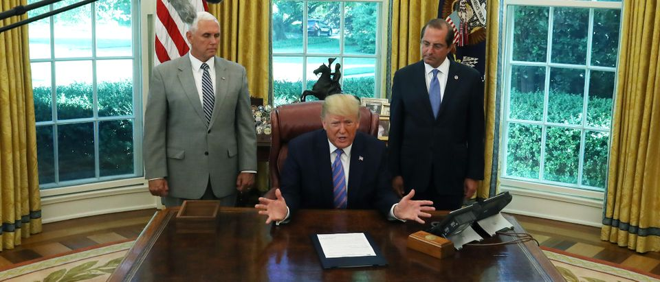 President Trump Holds Signing Ceremony For Taxpayer First Act