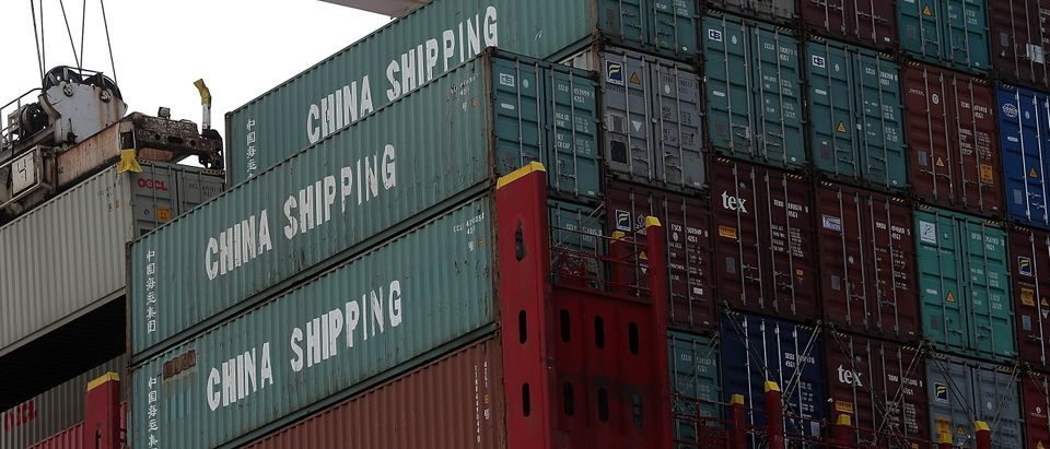 Fears Of Trade War Between U.S. And China Rise As Trump Threatens New Tariffs