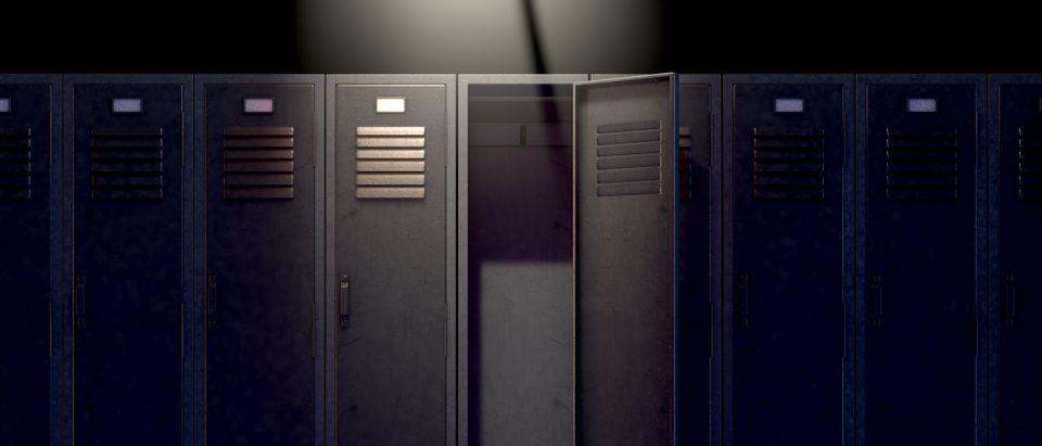Transgender bathrooms. Inked Pixels, Shutterstock
