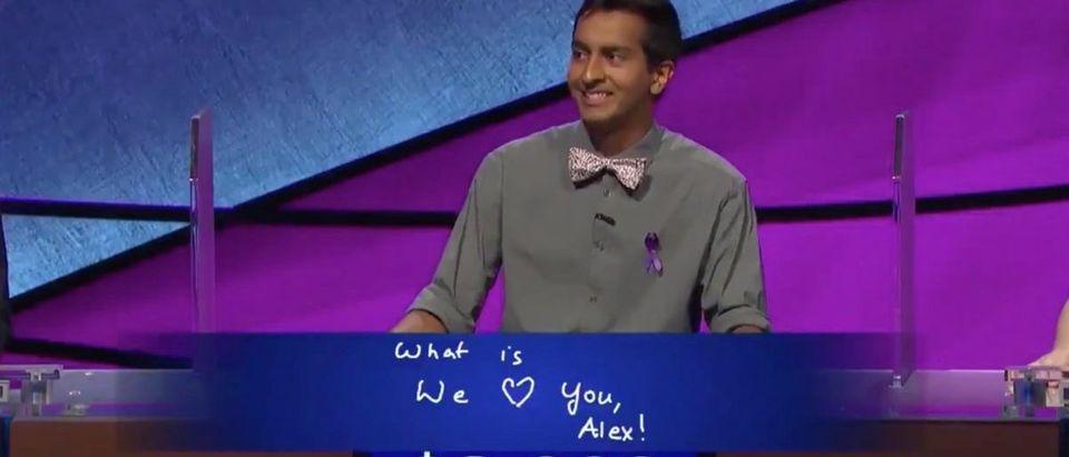 Jeopardy (Credit: Screenshot/Twitter Video https://twitter.com/yashar/status/1194066519233306624?s=21)