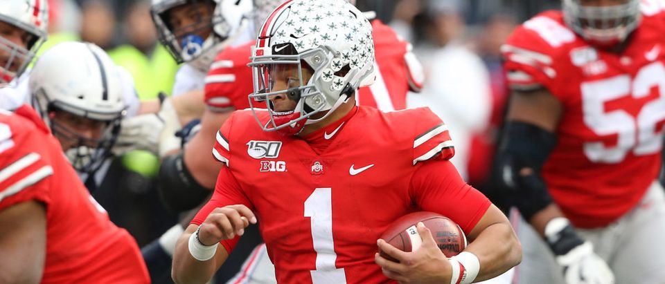 NCAA Football: Penn State at Ohio State