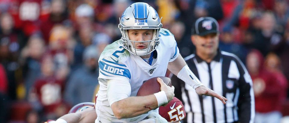 NFL: Detroit Lions at Washington Redskins