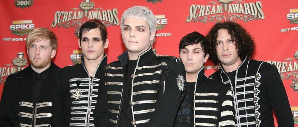 "Spike TV's ""Scream Awards 2006"" - Press Room"