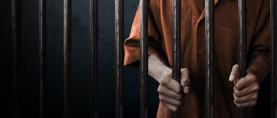 Prisoner. Shutterstock