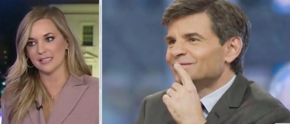"Katie Pavlich appears on ""Tucker Carlson Tonight."" Screen Shot/Fox News"