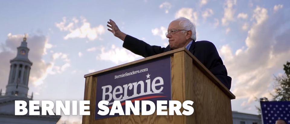 Sen. Bernie Sanders's campaign plans to spend more than $30 million on TV ads in early 2020 states. Iowa First Sanders ad/ YouTube/ Bernie Sanders