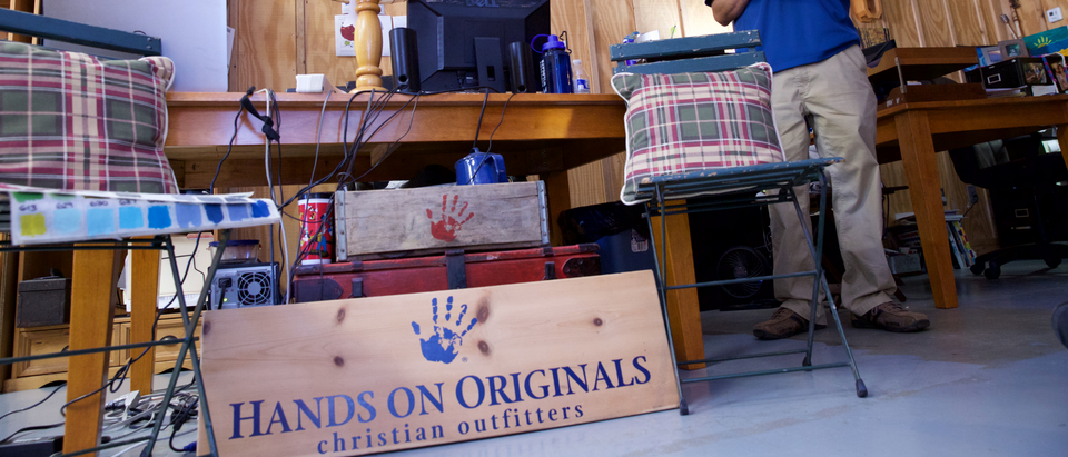 Blaine Adamson's Hands on Originals Outfitters