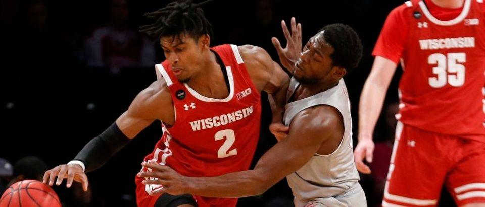 NCAA Basketball: Wisconsin at New Mexico