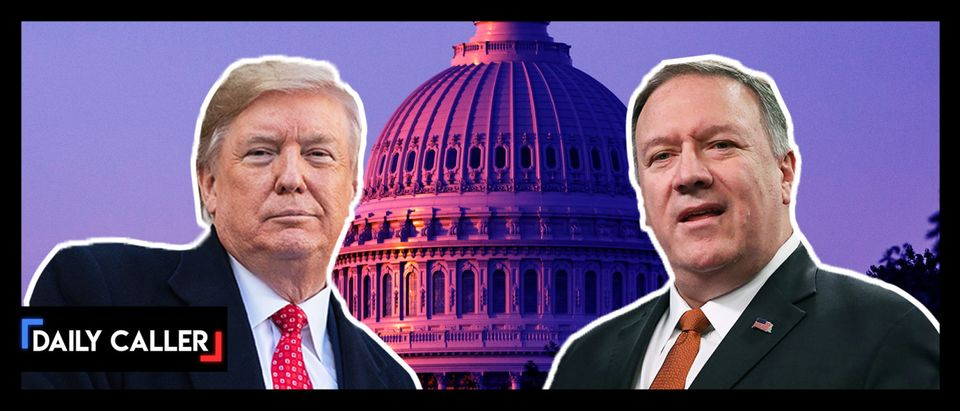 President Trump and Secretary Pompeo