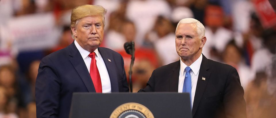 Donald Trump, Mike Pence (Getty Images)