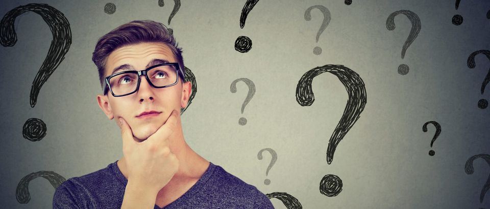 Thinking man (Shutterstock)