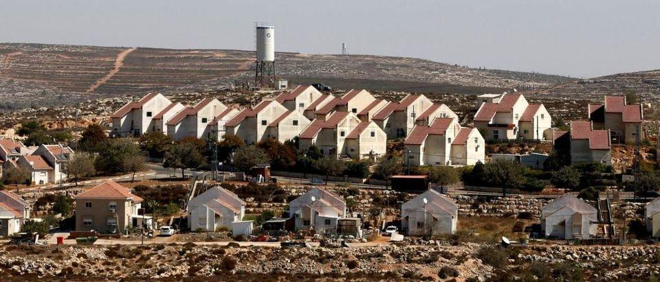 West Bank Settlment