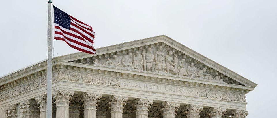 The U.S. Supreme Court is seen in Washington, U.S., June 11, 2018. REUTERS/Erin Schaff/File Photo