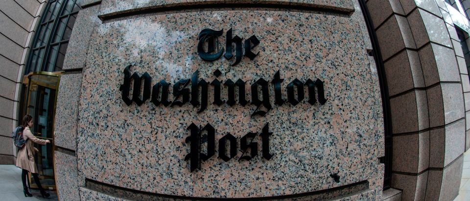US-MEDIA-PRESS-NEWSPAPER-WASHINGTON POST