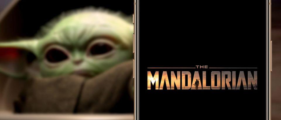 Baby Yoda Baby Yoda (Credit: Shutterstock/DANIEL CONSTANTE)