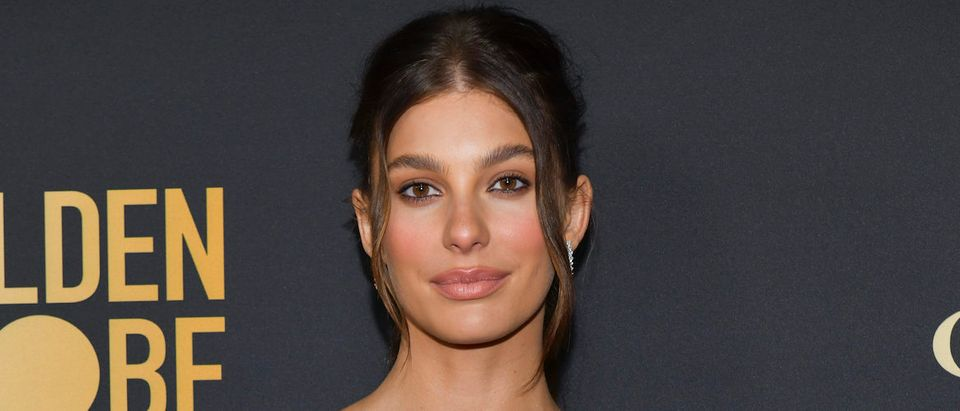 Camila Morrone attends the HFPA and THR Golden Globe Ambassador Party at Catch LA on November 14, 2019 in West Hollywood, California. (Photo by Rodin Eckenroth/Getty Images)