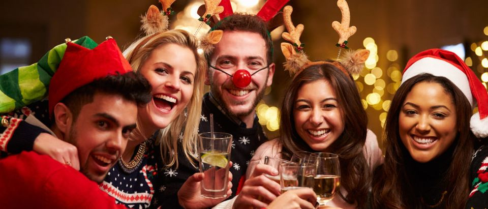 Christmas (Credit: Shutterstock/Monkey Business Images)