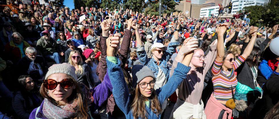 "Climate Activist Greta Thunberg Holds ""Fridays For Future"" Event In Denver"