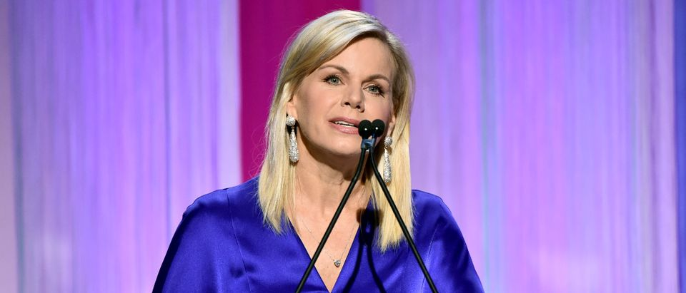 TV personality Gretchen Carlson speaks onstage during The Hollywood Reporter's Power 100 Women in Entertainment at Milk Studios on December 11, 2019 in Hollywood, California. (Alberto E. Rodriguez/Getty Images for The Hollywood Reporter)