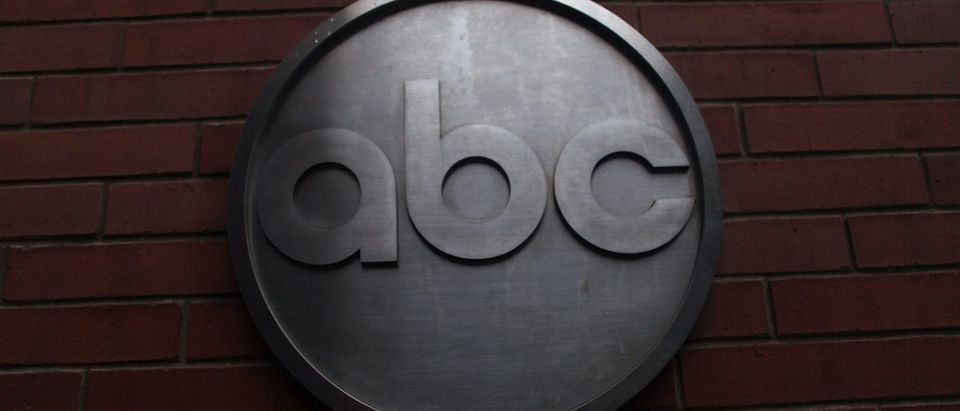 The ABC logo is viewed outside of ABC headquarters February 24, 2010. (Spencer Platt/Getty Images)