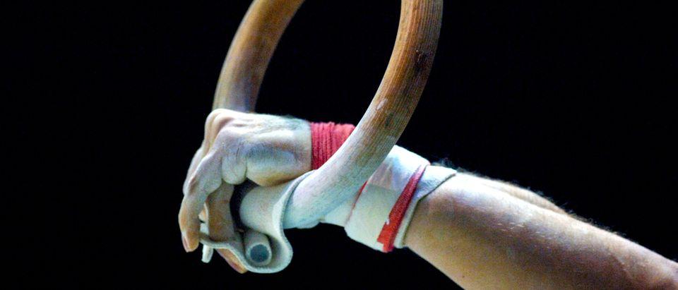 Gymnastics. Shutterstock.