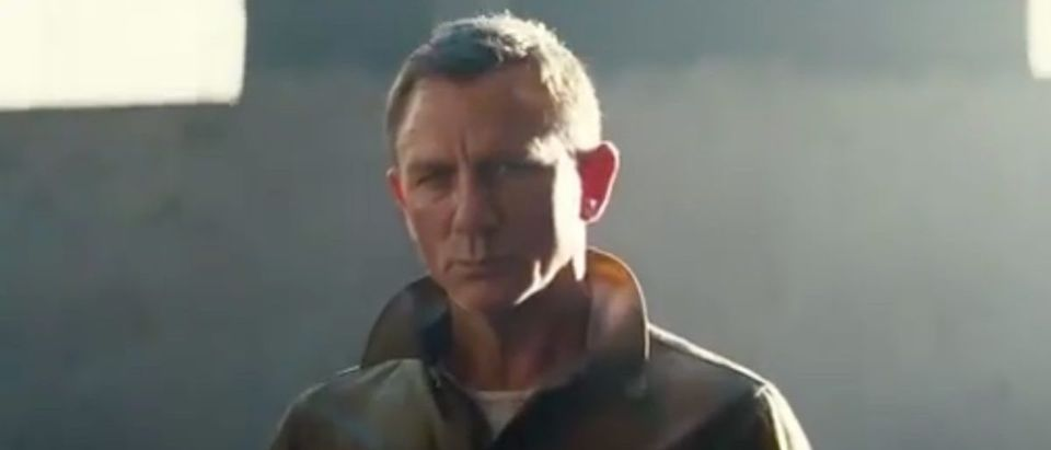 James Bond (Credit: Screenshot/Twitter Video https://twitter.com/007/status/1201310009553850368?s=21)