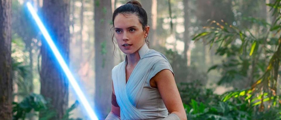 Star Wars' 'Rey'