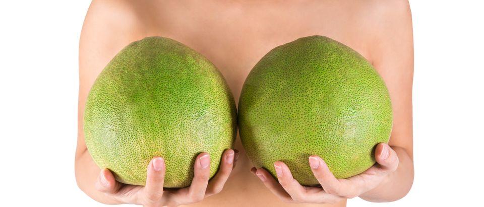ShutterstockByfotorawin.Melons.Breast.Chest.Boobs