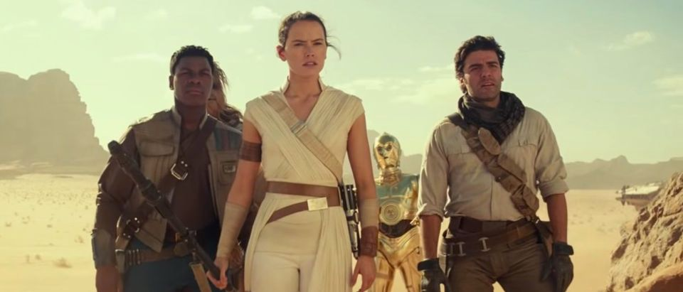 Watch The New Star Wars The Rise Of Skywalker Promo Forever The Daily Caller