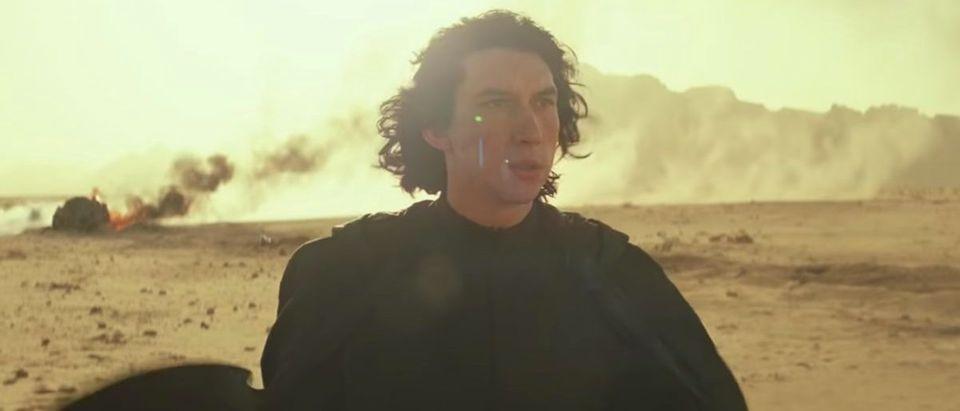 Star Wars (Credit: Screenshot/YouTube https://www.youtube.com/watch?v=oKtNddxn6FQ)