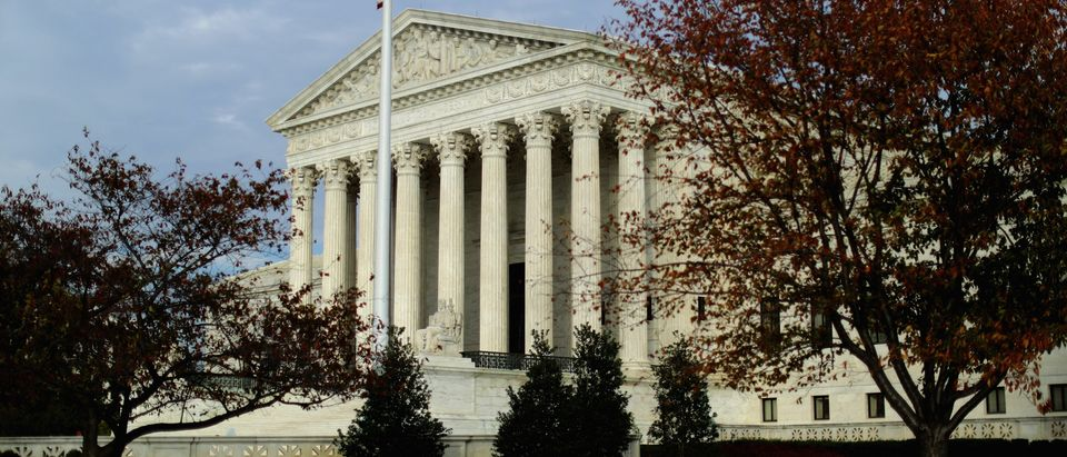 The Supreme Court as seen on November 6, 2015. (Chip Somodevilla/Getty Images)