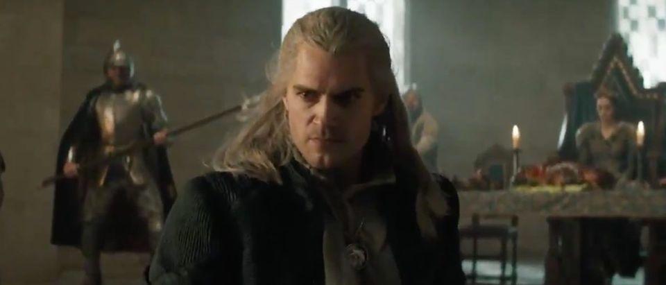 The Witcher (Credit: Screenshot/Twitter Video https://twitter.com/nxonnetflix/status/1202346783243788288?s=21)