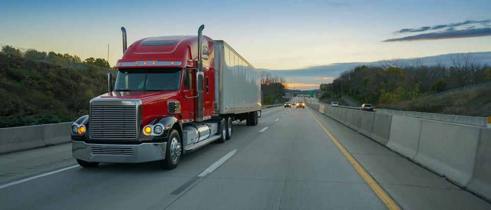 Truck. Shutterstock