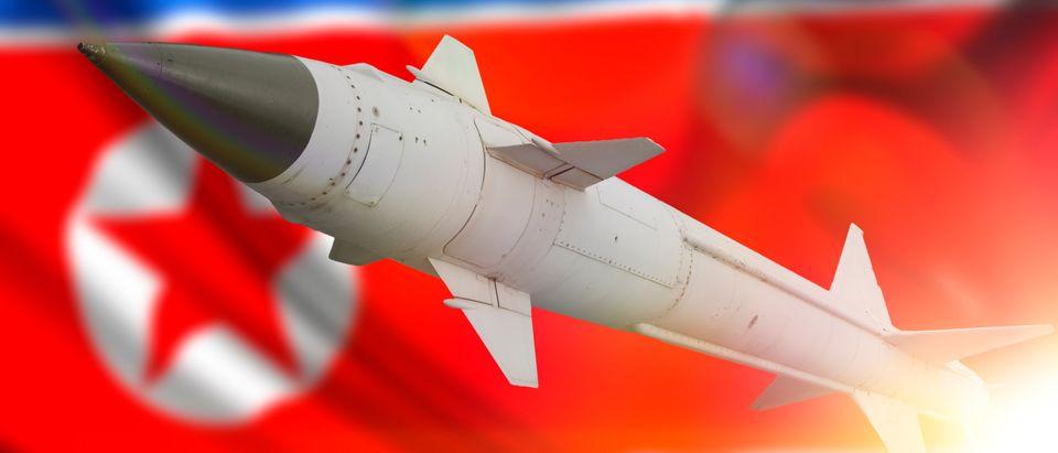 North Korea Missile. (Shutterstock/gerasimov_foto_174)