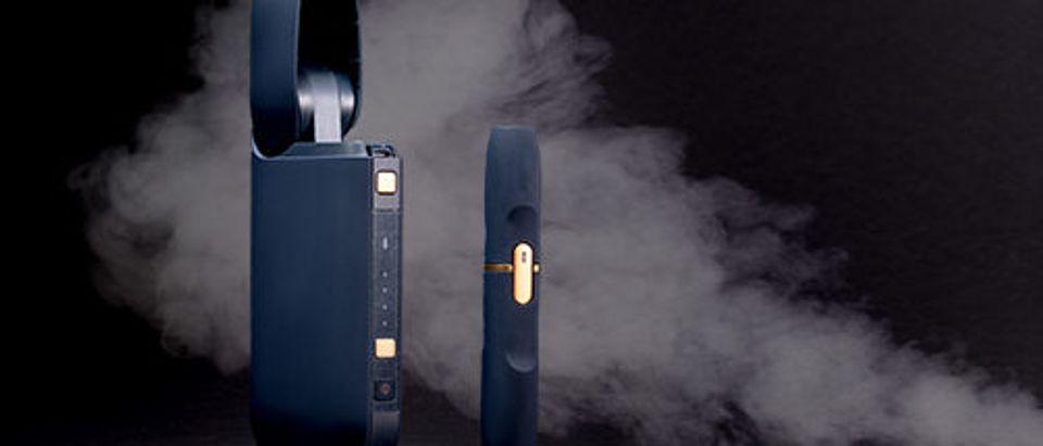 IQOS from Philip Morris International (Shutterstock)