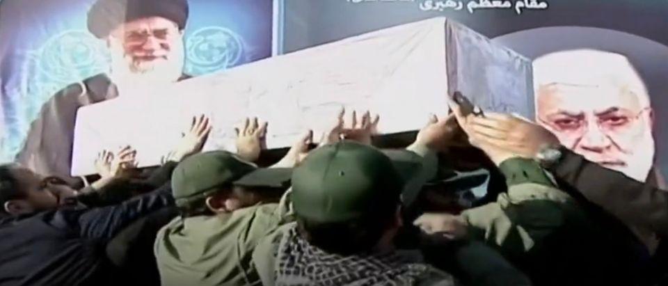 Soleimani funeral