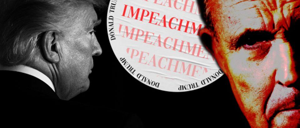 Rudy Giuliani, Donald Trump, impeachment