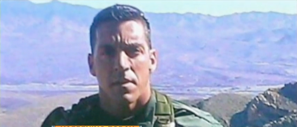 Brian Terry. YouTube screen grab