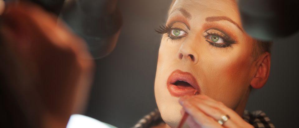 Drag queen. CREATISTA, shutterstock