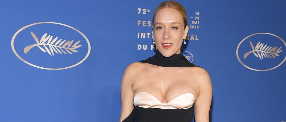 Chloe Sevigny arriving at the Gala Dinner during the 72nd annual Cannes Film Festival on May 14, 2019 in Cannes, France. (Photo by Pascal Le Segretain/Getty Images)