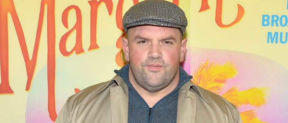 Ethan Suplee attends the Broadway premiere of Escape to Margaritaville the new musical featuring songs by Jimmy Buffett at the Marquis Theatre on March 15, 2018 in New York City. (Photo by Noam Galai/Getty Images for Escape To Margaritaville)