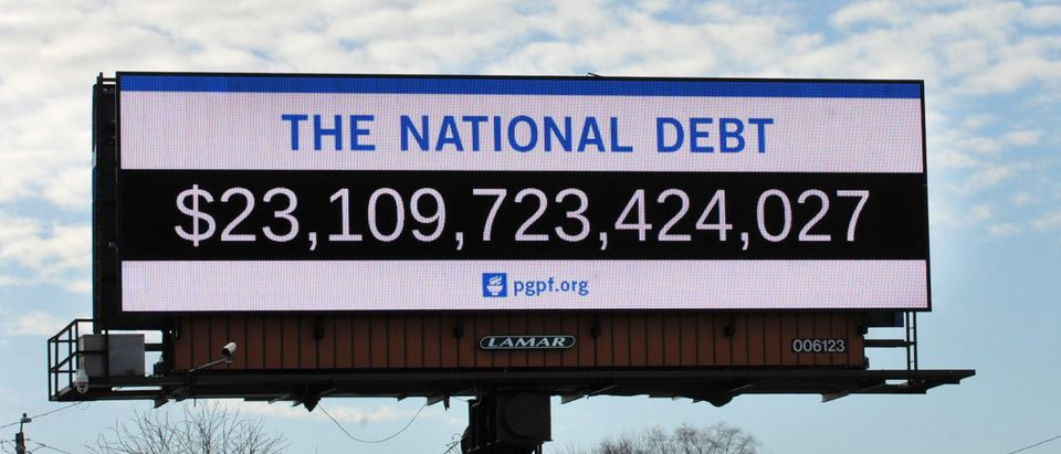 National Debt Clock - U.S. Economy - Fiscal Challenges