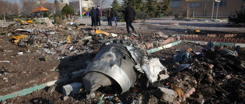 TOPSHOT-IRAN-UKRAINE-AVIATION-ACCIDENT-TOLL