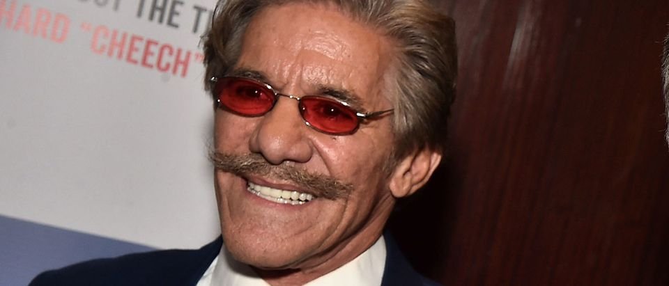 "Geraldo Rivera Launches His New Book ""The Geraldo Show: A Memoir"""