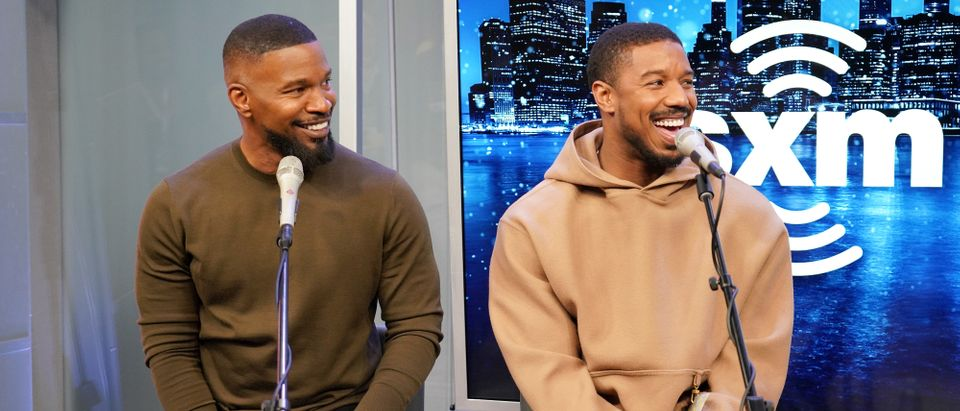 SiriusXM's Urban View 'Just Mercy' Town Hall With Michael B. Jordan & Jamie Foxx