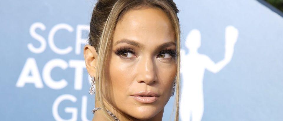 26th Screen Actors Guild Awards Arrivals Los Angeles, California, U.S., January 19, 2020 Jennifer Lopez. REUTERS/Monica Almeida