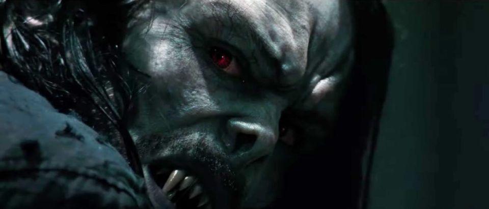 Morbius (Credit: Screenshot/YouTube https://www.youtube.com/watch?v=9eQBl3_6FKA)