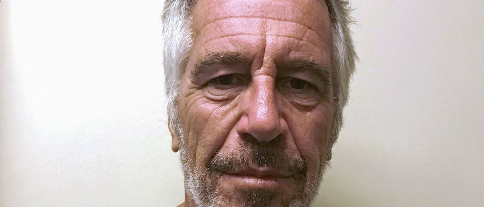 U.S. financier Jeffrey Epstein appears in a photograph taken for the New York State Division of Criminal Justice Services' sex offender registry March 28, 2017 and obtained by Reuters July 10, 2019. (New York State Division of Criminal Justice Services/Handout via REUTERS)