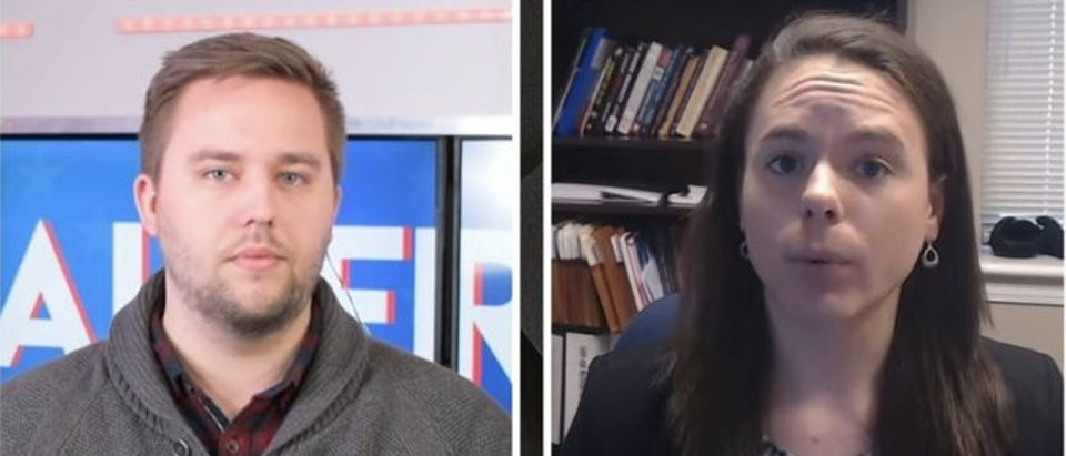 Anders Hagstrom, Amy Swearer (Daily Caller)