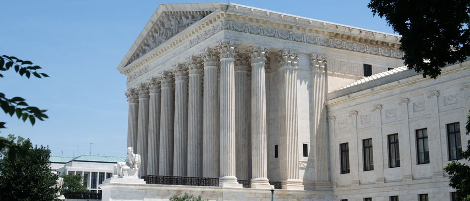 The Supreme Court is seen on June 24, 2019. (Saul Loeb/AFP/Getty Images)